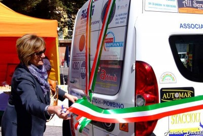 Video della consegna del Dobl? da parte di ACG Italia